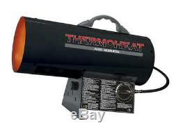 19 Portable Forced Air Propane Heater 60000 BTU Industrial Commercial Warmer