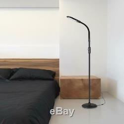 AUKEY LED Floor Lamp, Tall Reading Standing Lamp with Flexible Gooseneck