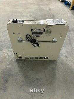 Blue Flame 30K BTU Propane/Natural Gas Wall Heater with Blower BWH30NLTE BROWN BOX