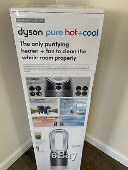 Brand New Dyson HP04 Pure Hot Cool Smart Tower Air Purifier, Heater and Fan