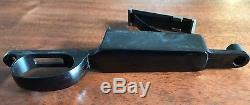 Commercial Mauser Bottom Metal Trigger Guard Hinged floor plate steel. Interarms