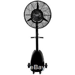 Commercial Outdoor Misting Fan Water Cooling System Portable Industrial Large