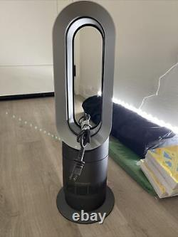 Dyson Hot + Cool Jet Focus AM09 Fan Heater White/Silver (Gently Used)