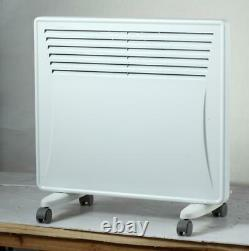 Energy Saving Electric Panel Heater Wall Mount Digital Slim Convector With Timer