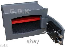 Gdk Built In Wall, Floor, Safe, High Security, Home, Office Valuables 10mm Steel