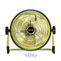 Geek Aire CF1 Floor Fan 12-Inch Cordless Variable Speed Rechargeable (Open Box)