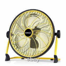Geek Aire CF2 Floor Fan 16 Inch Cordless Variable Speed Rechargeable (Open Box)