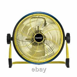 Geek Aire Fan 10 In Cordless Variable Speed Rechargeable (Certified Refurbished)