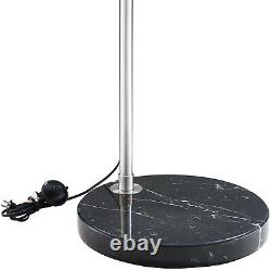 Mid-Centry Modern Contemporary Arc COLOR Metal Floor Lamp