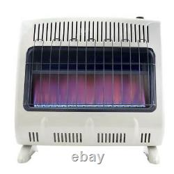 Mr. Heater 20,000 BTU Vent Free Blue Flame Propane Gas Indoor Heater (For Parts)