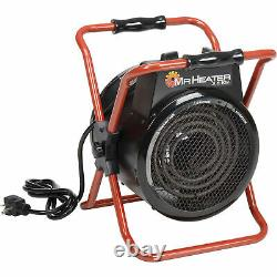 Mr. Heater Portable Electric Forced Air Heater MH360FAET, Garage & Space Heater