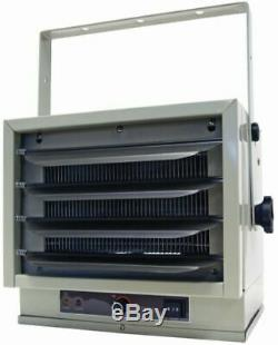 NEW Comfort Zone Industrial Ceiling Mount Heater 5000 Watts 240V Garage Electric