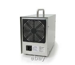 New Comfort Stainless Steel Commercial Ozone Generator Air and Water Use
