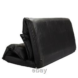 Pu Leather Adjustable Lazy Floor Sofa Bed Leisure Gaming Sofa Mattress Recliner