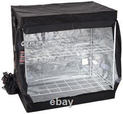 TLM Dr. Infrared Heater Portable Bedbug Heater 2-Tier, 18 Cubic Ft, with Therm